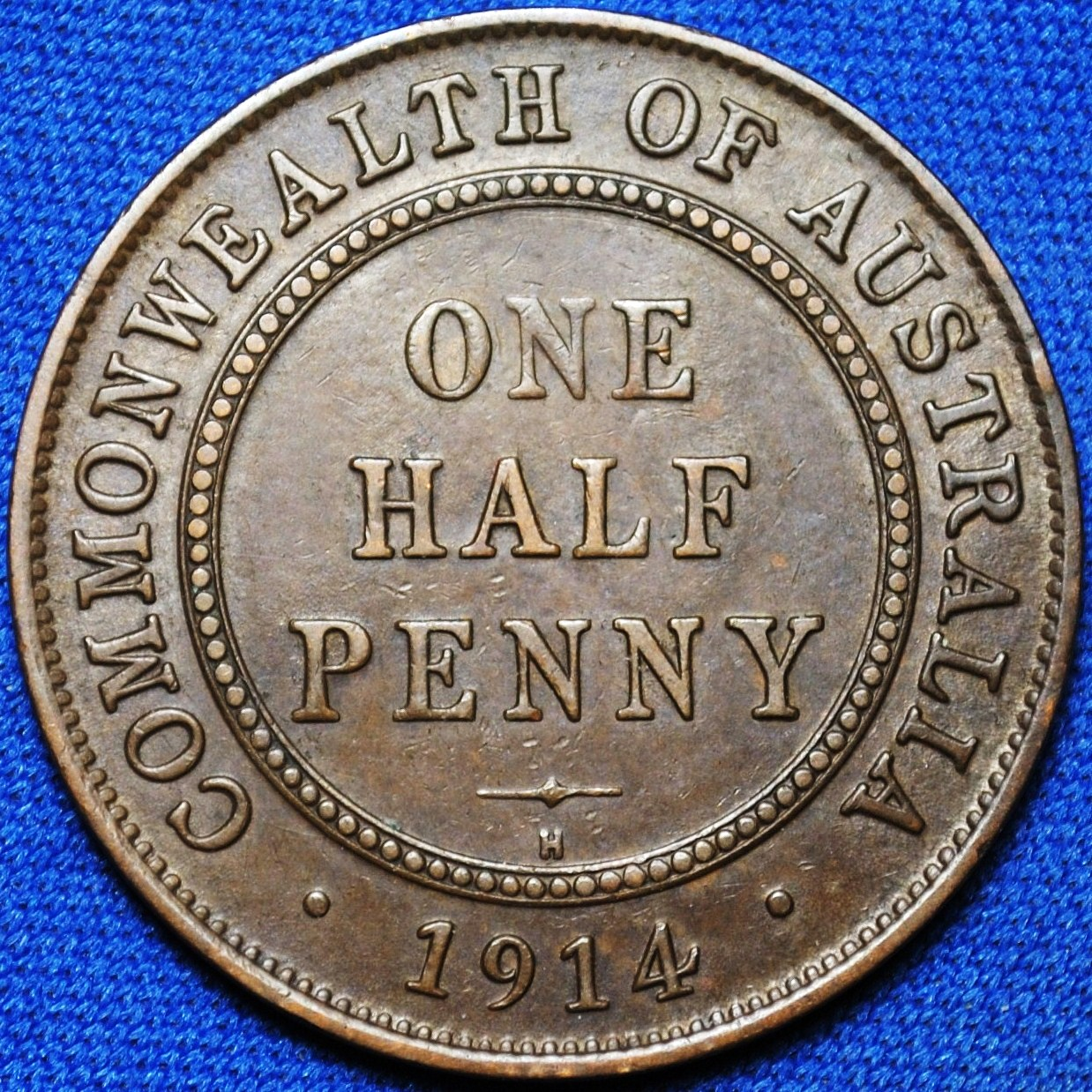 Australian Halfpenny, 1911 to 1936 - TDK APDC Resource website